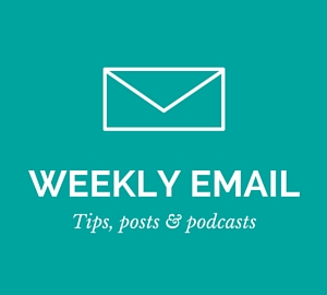 Email CTA - Blog widget